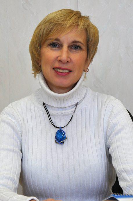 Береговая Татьяна Александровна