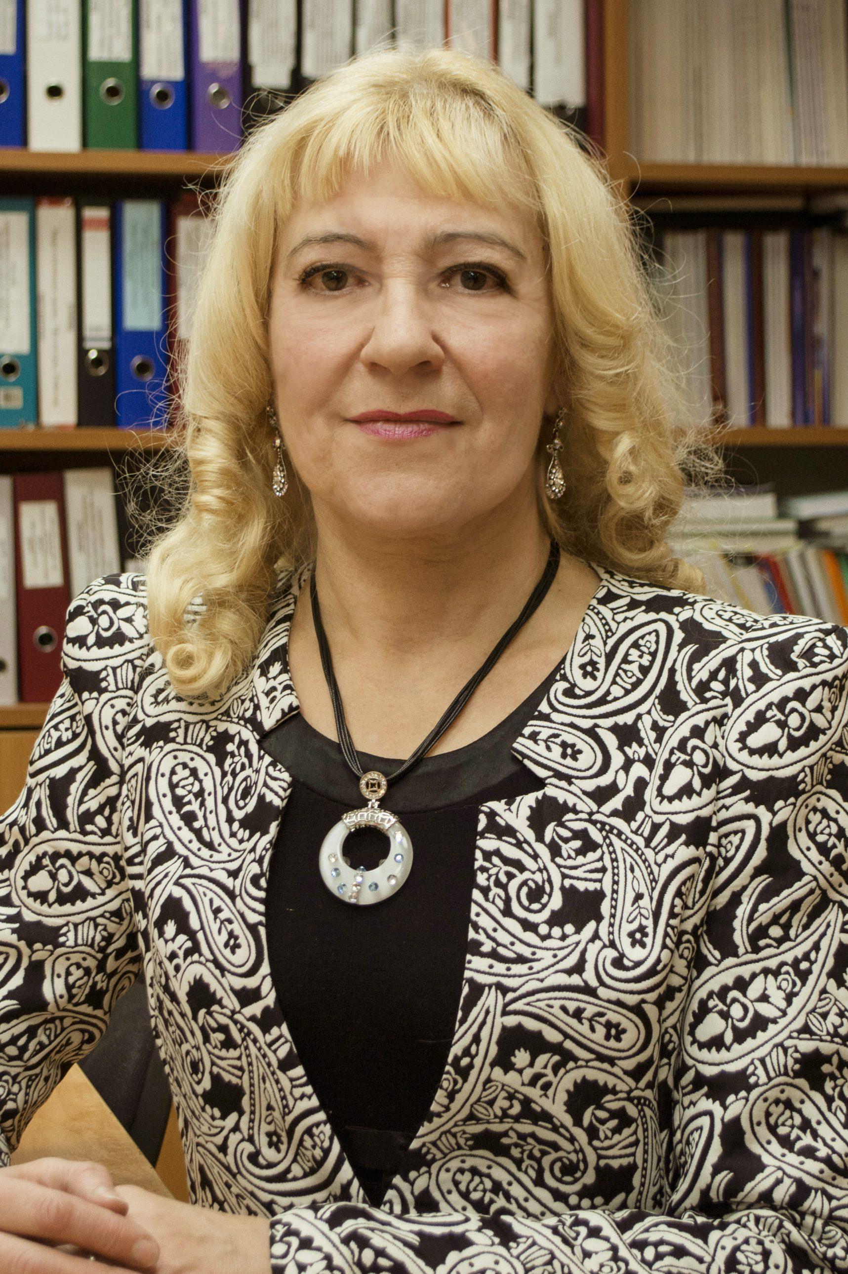Савченко Елена Яковлевна