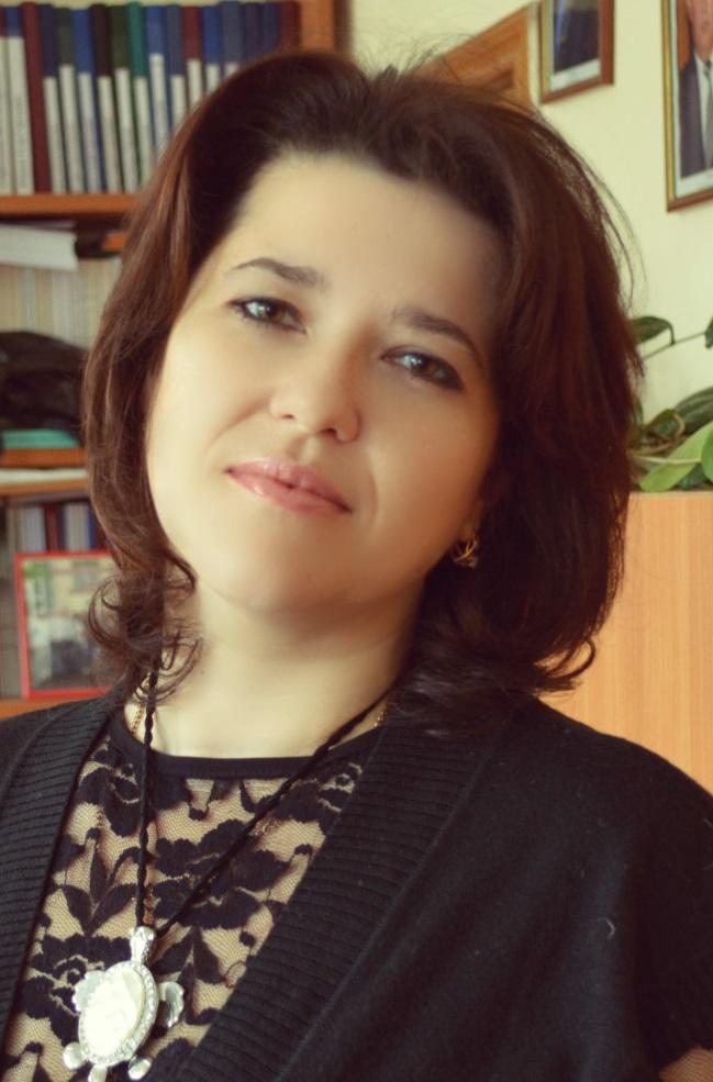 Барт Елена Владимировна