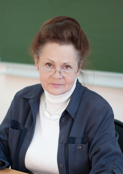 Герасимова Нина Павловна
