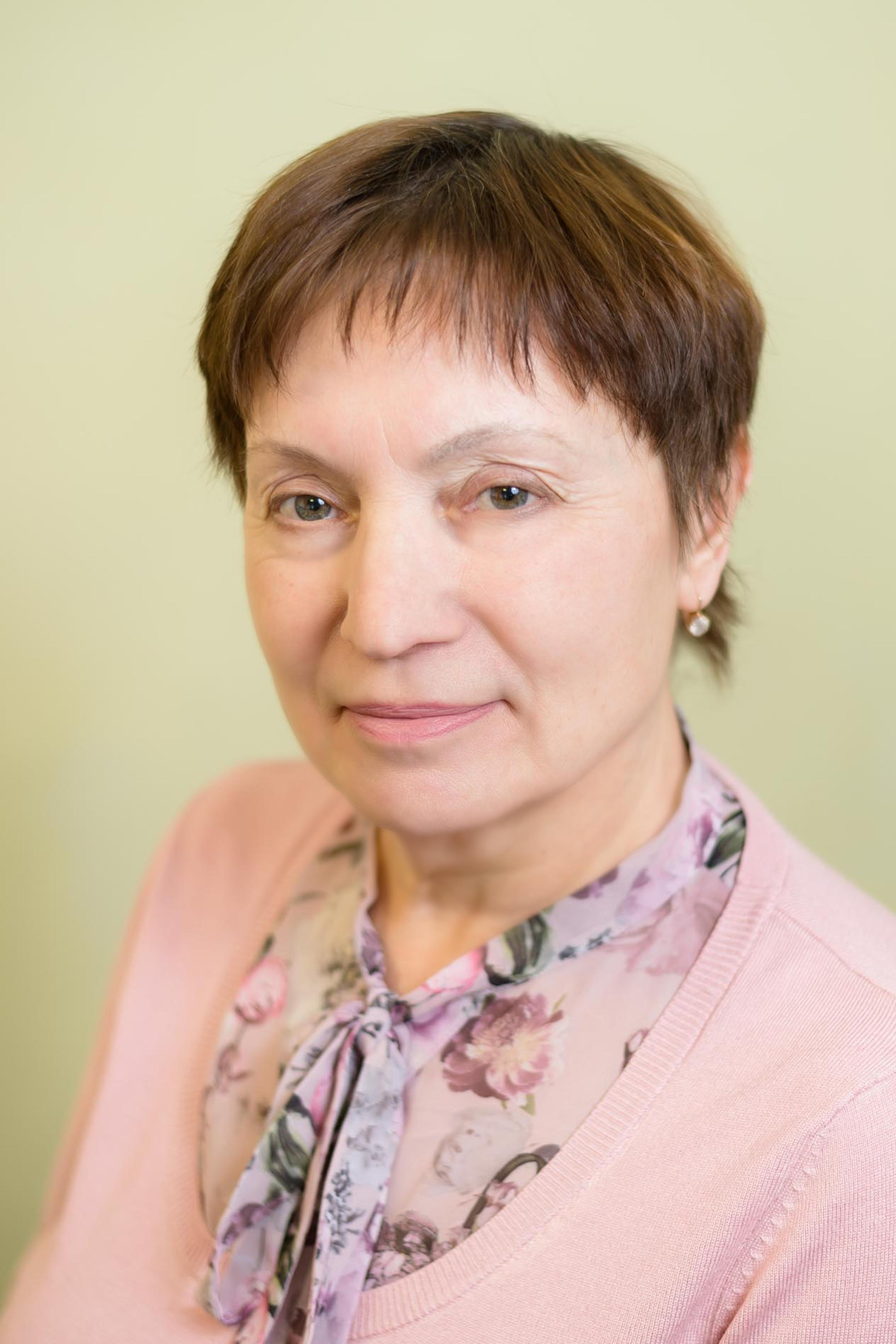 Тараскина Виктория Валентиновна