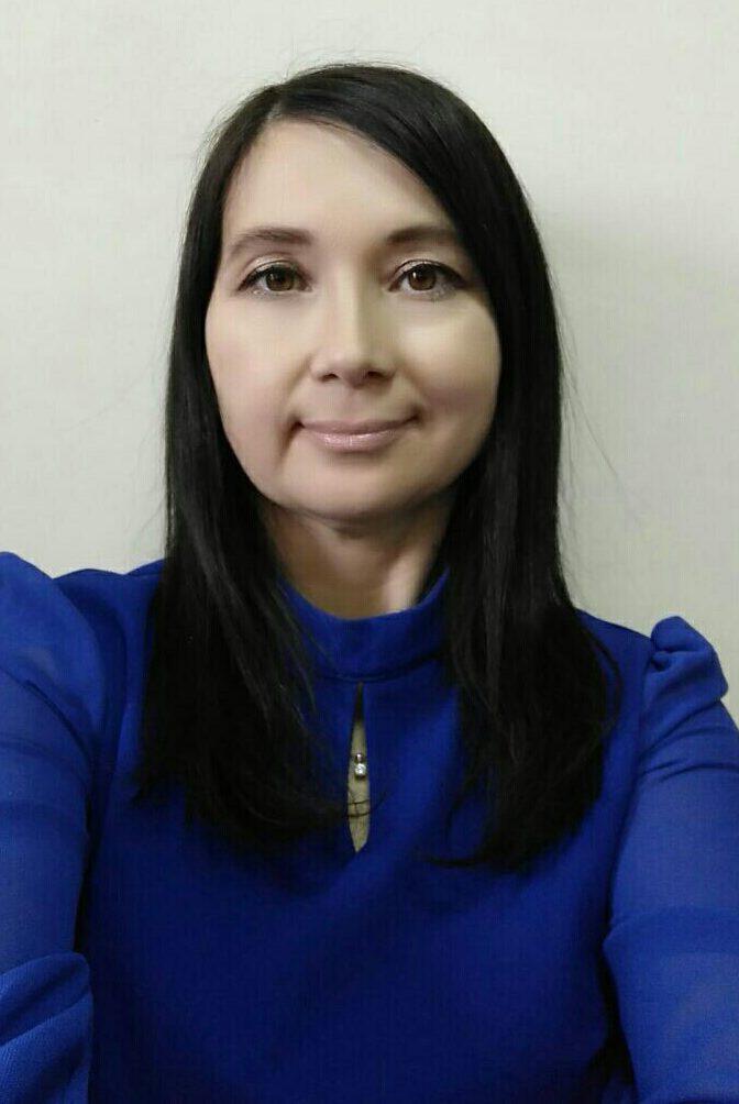 Астанова Идалия Нурылхаковна