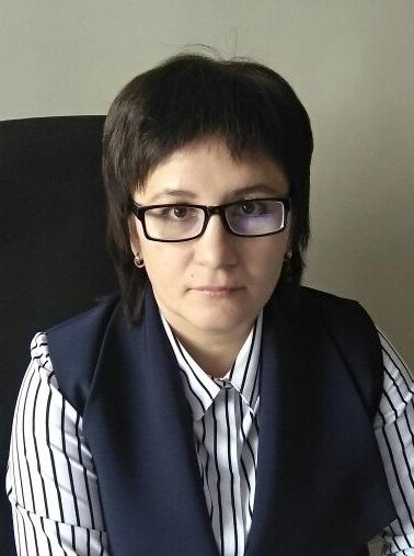 Рябова Юлия Николаевна