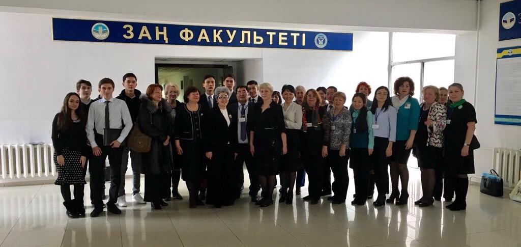 Юридический институт ЮУрГУ расширяет международное сотрудничество