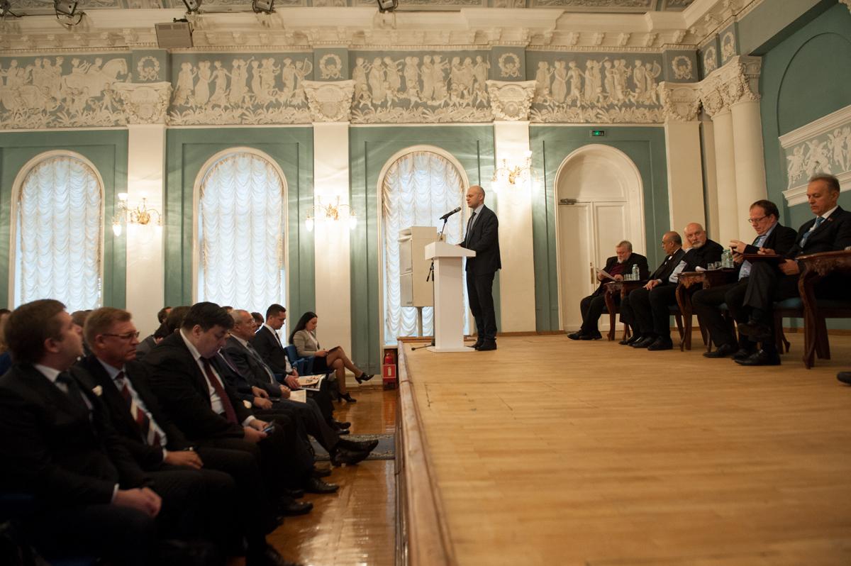 Конференция  «Судебное представительство в Российской Федерации»