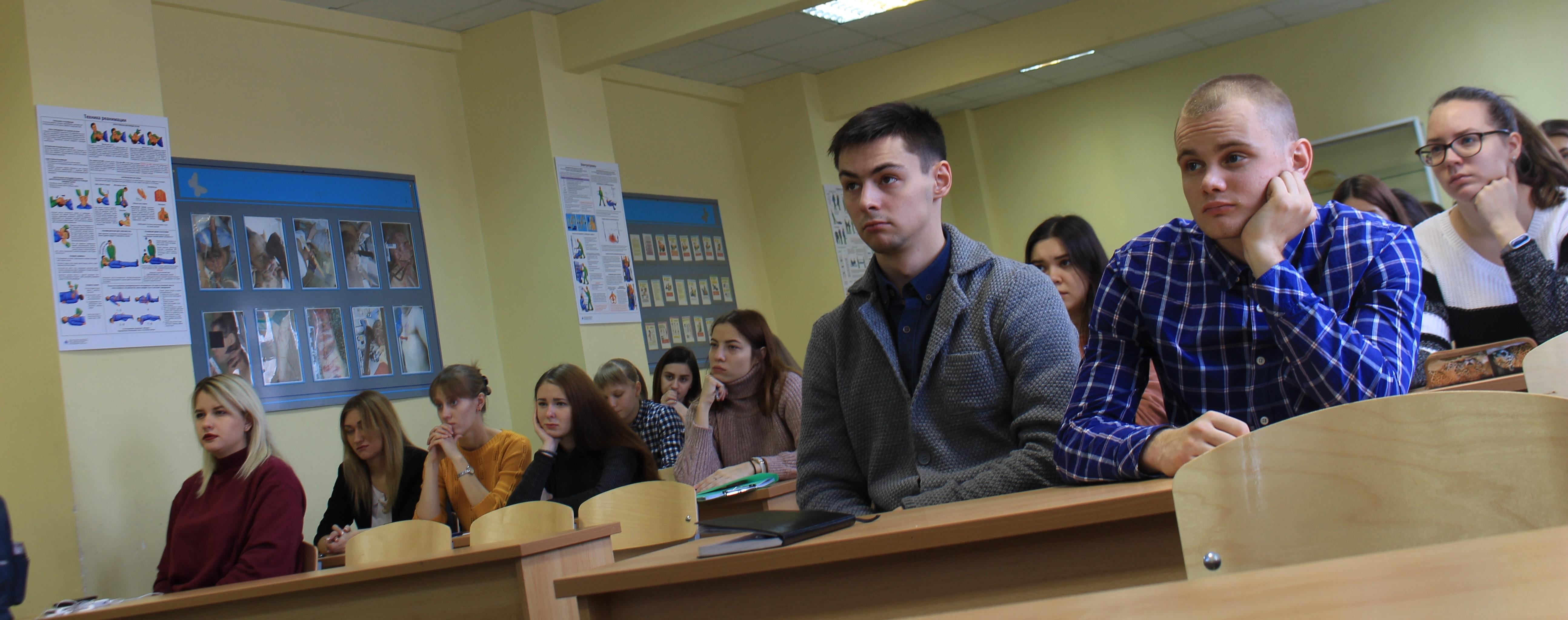 Встреча с начальником отдела кадров ГУМВД России