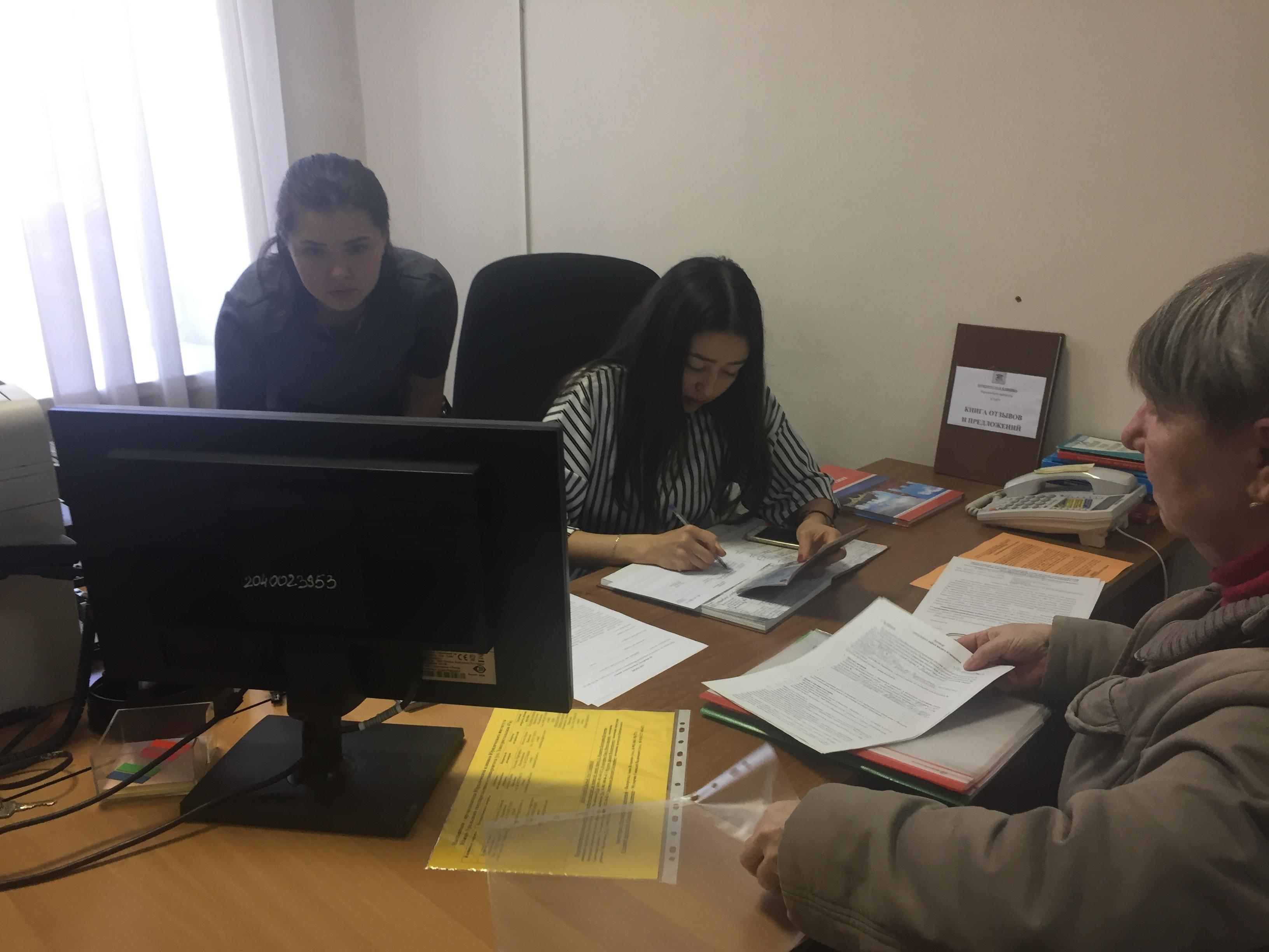 Юридическая клиника Юридического института провела День бесплатной юридической помощи